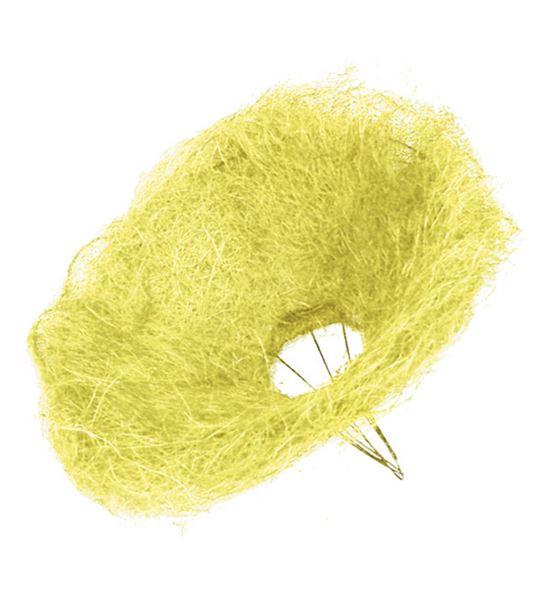 Sisal bouquet amarillo (10unid) - B-71