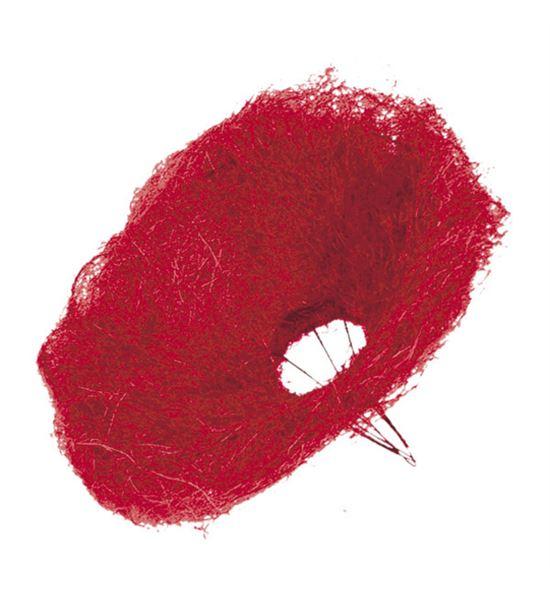 Sisal bouquet rojo (10unid) - B-75