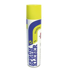 Pegamento en spray transparente 400ml - B-383