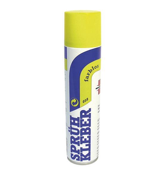 Pegamento en spray transparente 400ml - B-383