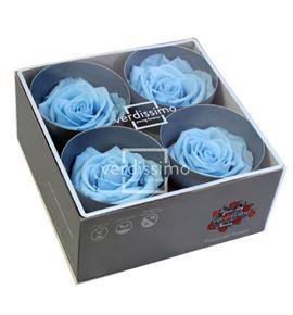 Rosa preservada premium 4 unid rsg/2640 - RSG2640-03-ROSA-PREMIUM