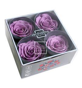 Rosa preservada premium 4 unid rsg/2830 - RSG2830-03-ROSA-PREMIUM