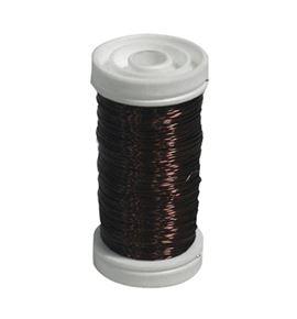 Bobina alambre de cobre barnizado coñac - BC-12170103