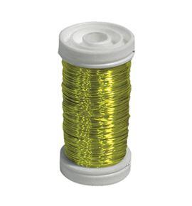 Bobina alambre de cobre barnizado amarillo - BC-12170233