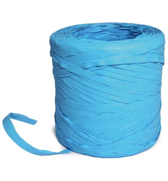 Bobina de rafia azul celeste - BM-86