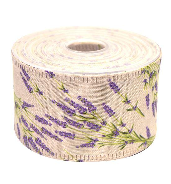 Cinta algodon lavanda beig - BM-0484-02