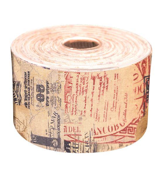 Cinta algodon vintage beig - BM-0494-15