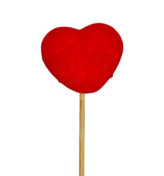 Pick heart felt 6cm - PICHEAFEL5