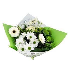 Bouquet summer white 40 - BQTSUMWHI