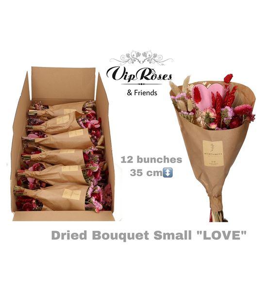 Bqt seco small love preservado/seco - BQTSMALOV