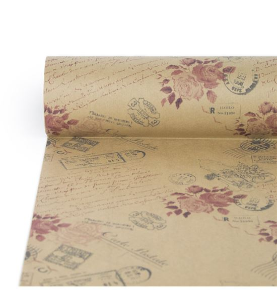 Bobina papel antihumedad karf havanna carta postal - BH-516