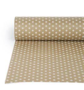 Bobina papel antihumedad karf havanna topos blancos - BH-520