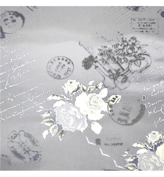 Polipropileno carta postal fondo blanco - BH-280-1