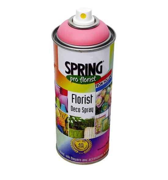 Spray de color para flor natural azalia pink 400ml - SPRAZA
