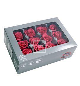 Rosa preservada mini 12 unid rsm/1491 - RSM1491-03-ROSA-MINI