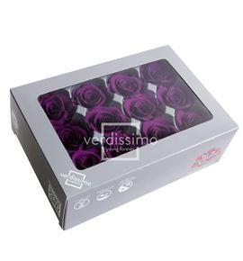 Rosa preservada mini 12 unid rsm/1841 - RSM1841-03-ROSA-MINI
