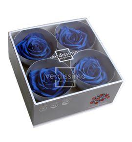 Rosa preservada premium 4 unid rsg/2630 - RSG2630-03-ROSA-PREMIUM