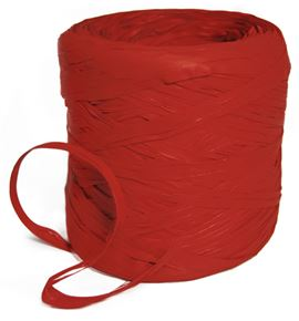 Bobina de rafia roja - BM-84