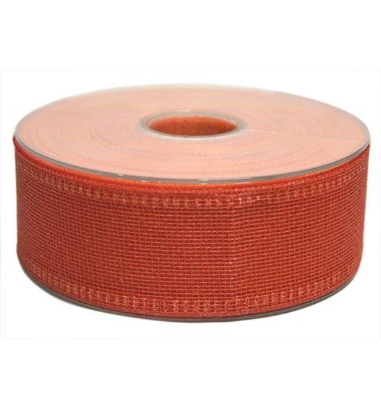 Cinta de fibra natural roja - BM-0121-07
