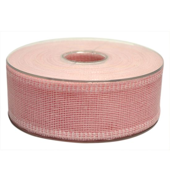 Cinta de fibra natural rosa - BM-0121-09