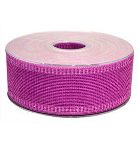 Cinta de fibra natural fucsia - BM-0121-13