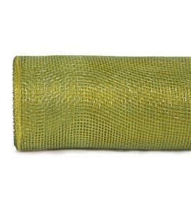 Rollo de basic mesh verde y oro - BH-Z0035