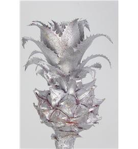 Ananas teñido plata - ANATEÑPLA