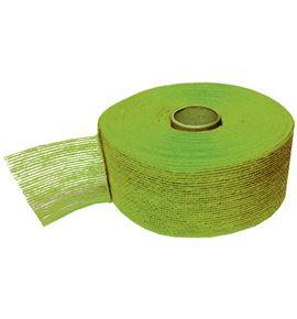 Cinta yute rigido verde lima - B-50-9