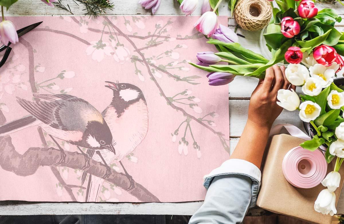 artistas florales