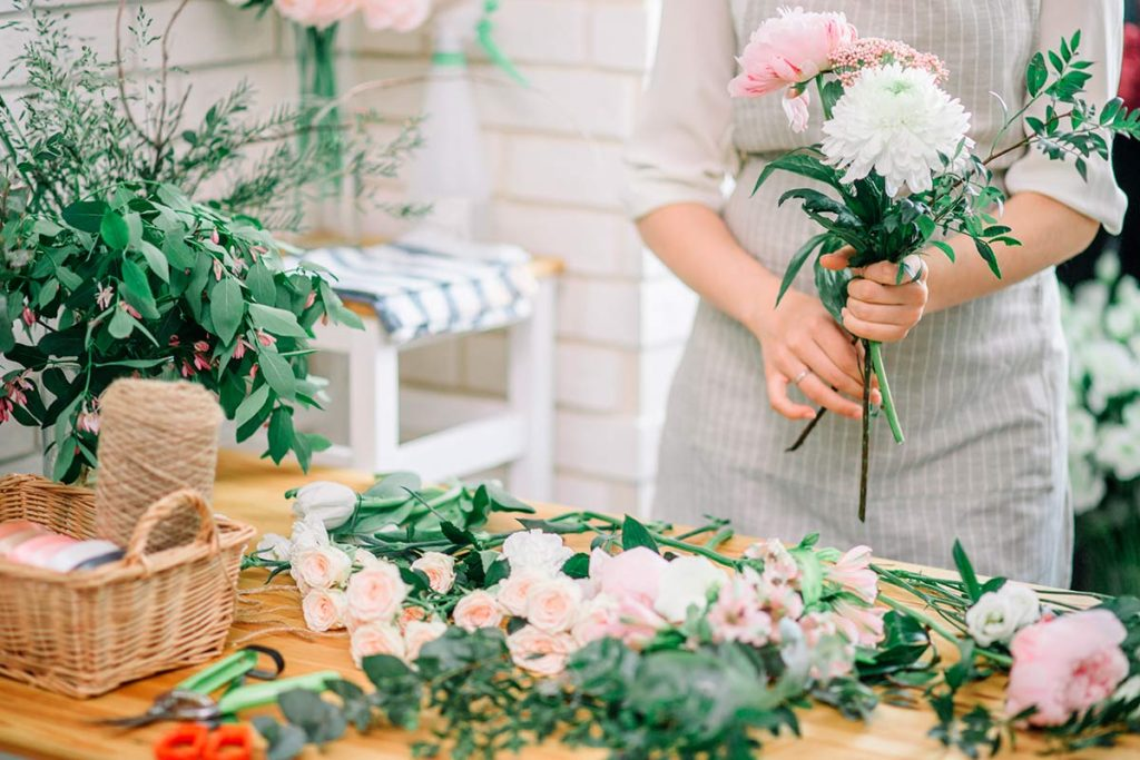 ideas mejorar floristería