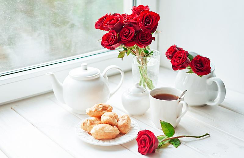 Las flores más románticas para San Valentín