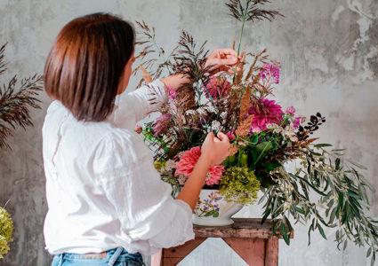 Ideas para mejorar tu floristería
