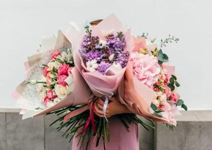 Rellenos de flor: cómo usarlos para mejorar composiciones